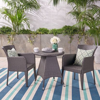 Picture of Scrotta Outdoor Patio Bistro Sets